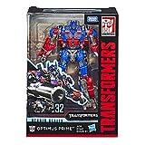 Transformers Studio Series - Robot Voyager Optimus Prime Camion - 20cm - Jouet transformable 2 en 1