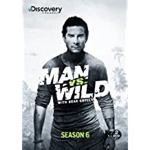 Man Vs Wild: Season 6