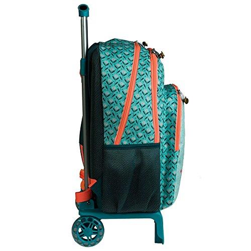 Busquets mochila escolar doble carro SKATER