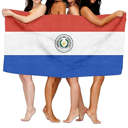 Beach Towel Flag of Paraguay 80