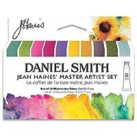 Daniel Smith Water Colour Tube 5 ML 10 Colori in Tubi Da 5ml