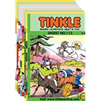 Best of Tinkle Digest(1980-2008): Pack of 10