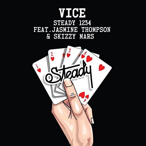 Steady 1234 (feat. Jasmine Tho...
