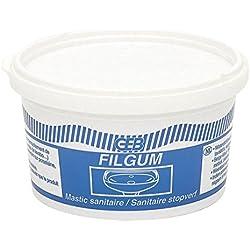 GEB 60689 Filgum boite nø1 200grs 104011, Clair