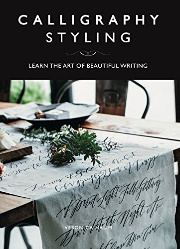 Calligraphy Styling: Learn the Art of Beautiful Writing por Veronica Halim
