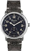 Mondia Italy 1946 Small Second Reloj para Hombre Analógico de Cuarzo japonés ...