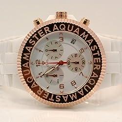 Aqua Master Mens Ceramic Quartz Watch W330