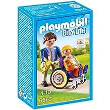 Playmobil - Niño en silla de ruedas (66630)