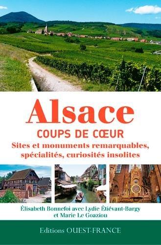 ALSACE COUPS DE COEURS
