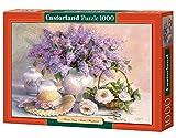 Castor 102006 - Hardwick: Serenella e Rose - Puzzle 1000 Pezzi