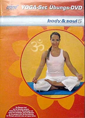 body & soul 5, Yoga-Set Übungs-DVD