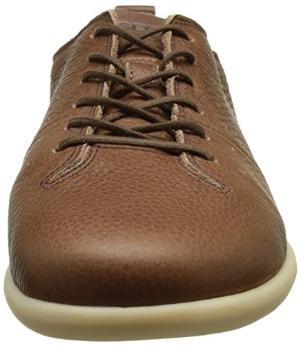 Geox U New Do B, Sneakers Basses Homme Marron (Whiskyc6627)