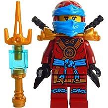 LEGO® Ninjago: Minifigure Deepstone Nya With Weapons