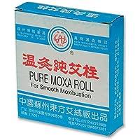 Nadelmoxa klein, Moxa Rollen, Moxibustion, Wärmetherapie, 1x1,5 cm, 200 Stück preisvergleich bei billige-tabletten.eu
