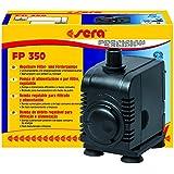 sera 30594 Filter- und Förderpumpe FP 350 regelbar für Süß- und Meerwasser (Qmax: 350 l/h Hmax: 0,80 m bei 6 Watt mit EU-Stecker und 13 mm Schlachstutzen sowie 1,8m Netzkabel)