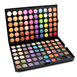 DISINO Eyeshadow Palette,Bold and Bright Collection, Vivid,Eyeshadow Eye Shadow Palette Makeup Kit Set(120 Eyeshadow Palette) - Pattern 3