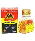 #4: Seven Seas Cod Liver Oil 500 capsules