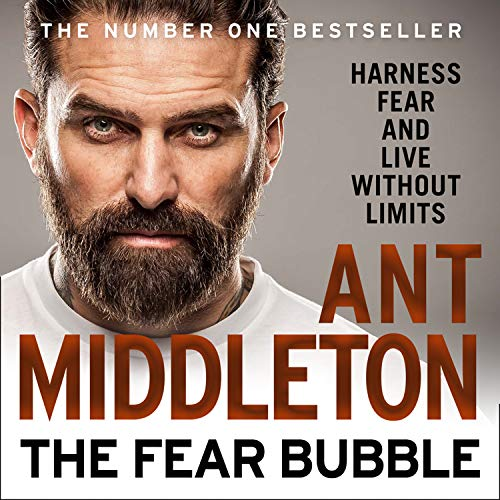 The Fear Bubble: Harness Fear and Live without Limits Cd-harness