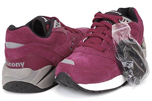 Saucony Originals G9 Control, Chaussures Homme Wine
