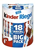 Kinder Riegel 18er, 5er Pack (5x 378 g)