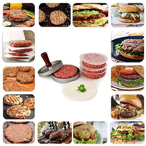 Burger Press, Allezola Non Stick Hamburger Mould
