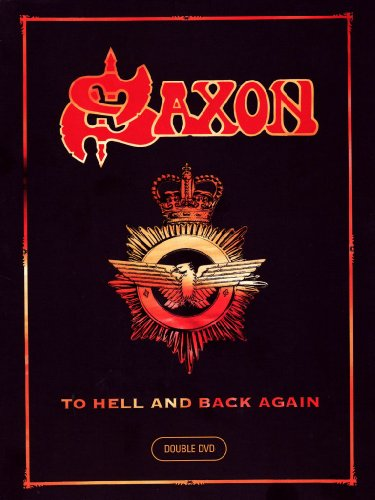 Saxon - To hell and back again(+booklet)