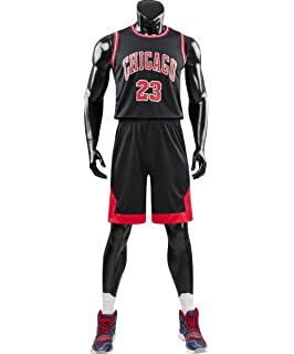 Aelstores Boys Basketball Summer Short Girls Top Vest Kit Set Size 3-14 Default