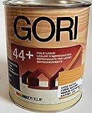 Gori 44 + Holzlasur, Farbton Eiche Natur( Farblos) 7816 / 4,5 Liter
