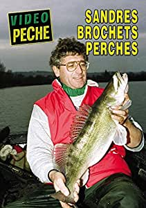 Sandres brochets perches avec Francis Poullain et Jean Arrachart - Vidéo Pêche - Pêche des carnassiers