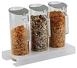 Müslispender / Cerealienspender / Müslibar / Cerealienbar  Gr. 38 cm x 17 cm