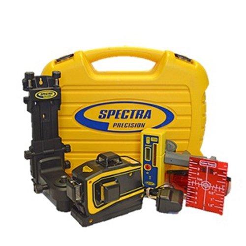 Preisvergleich Produktbild Spectra Precision LT56-2LT563Flugzeug, Laser Tool mit HR220Empfänger-Gelb