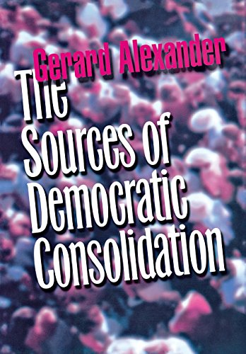 The Sources of Democratic Consolidation
