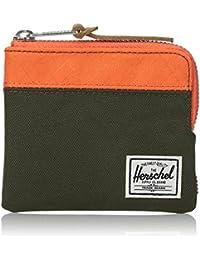 Herschel Johnny cartera naranja