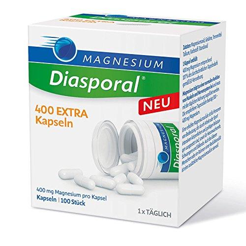 Magnesium Diasporal 400 extra Kapseln, 100 St. Kapseln