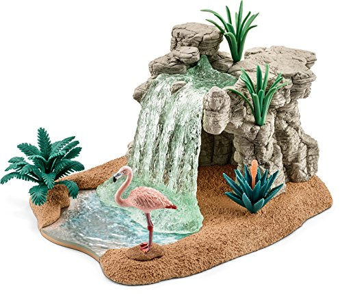 Schleich 42257 Spielzeugfigur, Wasserfall
