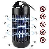 AUTSCA Lampe Anti-Moustique Anti-UV tuent Les moustiques, adaptée pour l'intérieur...