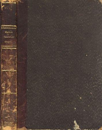 Berliner Revolutions-Chronik. Darstellung der Berliner Bewegungen im Jahre 1848 nach politischen socialen und literarischen Beziehungen. Band 1.