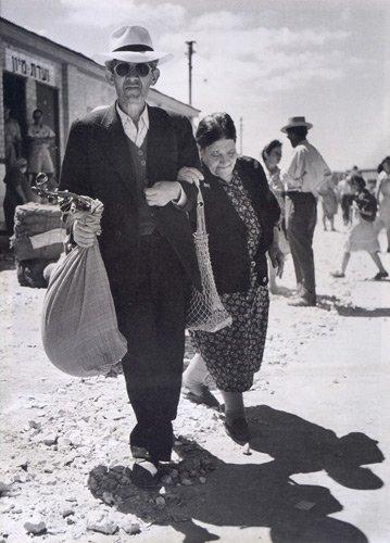 Israël, 1948-1950