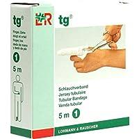 TG Schlauchverband Gr.1 5 m weiß 1 St preisvergleich bei billige-tabletten.eu