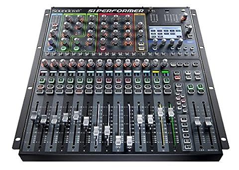 Soundcraft Si Performer 1 table de mixage numérique