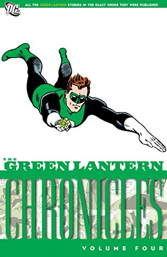 The Green Lantern Chronicles (4)
