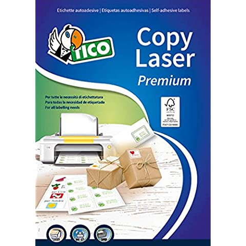 Tico LP4W-7036 Etichette Copy Laser Premium