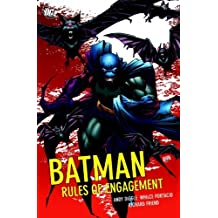 Batman: Rules of Engagement by Andy Diggle (2008-12-09)