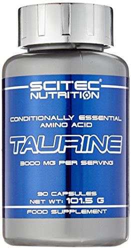 Scitec Nutrition Taurine, 90 Kapseln
