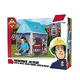 John 78203 - Feuerwehrhaus Sam - Spielzelt, Feuerwehrzelt, Kinderzelt, Spielhaus mit gedrucktem Motiv für Kinder für John 78203 - Feuerwehrhaus Sam - Spielzelt, Feuerwehrzelt, Kinderzelt, Spielhaus mit gedrucktem Motiv für Kinder