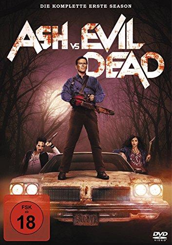 Bild von Ash vs Evil Dead - Die komplette Season 1 [2 DVDs]
