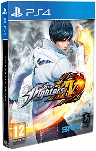 King Of Fighters XIV - Day-One [Importación Italiana]