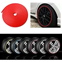 RIMBLADE Car Alloy Wheel Rim Protectors Tire Guard Line Rubber Moulding