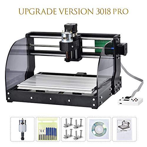 Vogvigo CNC 3018pro-M DIY Mini Máquina CNC