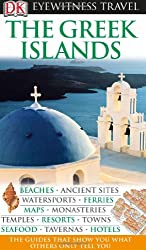 DK Eyewitness Travel Guide: The Greek Islands